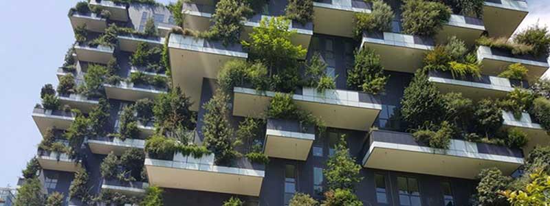 Costruire sostenibile per avere un futuro migliore.